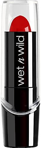 Wnw Lipstick 540a Sf Hot Size 13 O Wet N Wild Silk Finish Lipstick 540a Hot Red 0 13oz product image