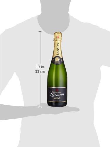 Lanson Black Lable Brut Champagne in Geschenkhülle (1 x 0.75 l) - 6