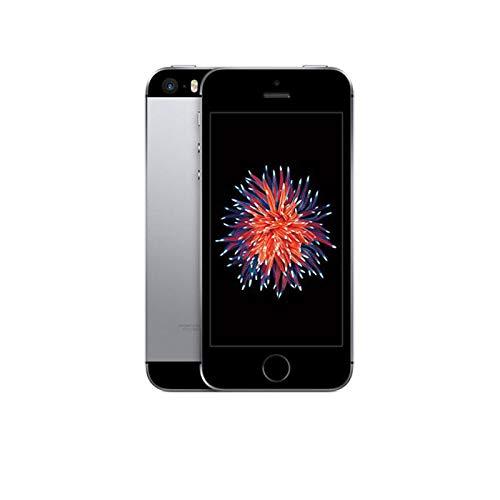 Apple iPhone SE 128GB SIM-Free Smartphone – Space Grau (Generalüberholt)