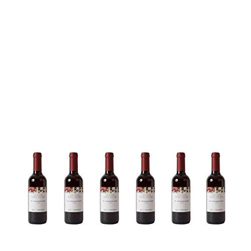 Südtiroler St. Magdalener DOC Rotwein Italien Kleine Flasche 2016 trocken (6x 0.37 l)