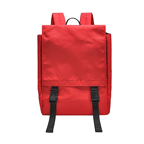 Minsa Laptop Backpack Large Capacity Backpack Student Leisure Bag Travel Backpack for Student Men Woman