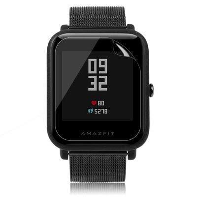 Película Gel Protetora Para Relógio Xiaomi Amazfit Bip - 2 pçs