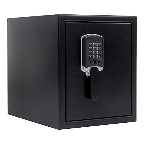 Profirst Falera 40 - Caja fuerte con cerradura electrónica, color negro