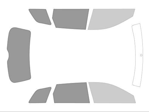 Variance Auto va_k-3-55|779|2857-1-44 Film Teinté pour Auto Kit Complet, Noir 70/35