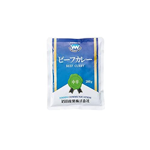 【常温】TW印 業務用 ビーフカレー 200g×10 レトルトカレー