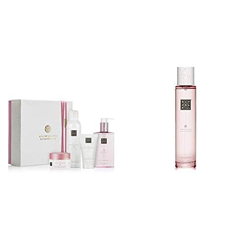 RITUALS The Ritual of Sakura Geschenkset mittel, Renewing Ritual & The Ritual of Sakura Haar & Körperspray, 50 ml
