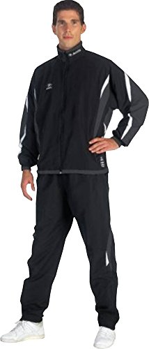 Masita Manchester 170004Trainingsanzug Sport Anzug Micro Q Weich Tracky Outfit XXL - N/YELLOW