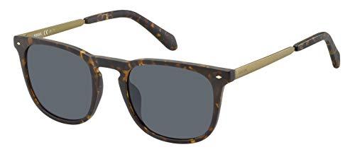 Fossil Herren Fos 3087/S Sonnenbrille, Mehrfarbig (Matt Hvna), 51