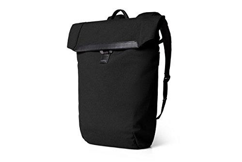 Bellroy Shift Backpack、耐水性織布バックパック(15インチのノートPC、飲料ボトル、着替え、毎日の必需品) Black