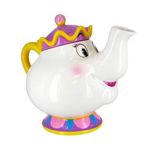 Die Schöne und das Biest - Madame Pottine Teekanne - Beauty and the Beast - Mrs. Potts Tee-Kanne