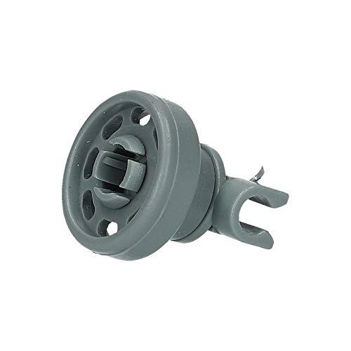 LUTH Premium Profi Parts Korbrolle Rolle Oben Geschirrspüler Oberkorb für Bosch Siemens Balay Gaggenau Imperial Neff Pitsos 424717 00424717 AEG