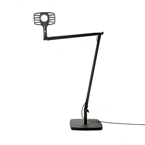 Luceplan Otto Watt LED Tischleuchte schwarz matt
