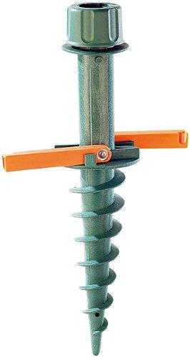 Royal Gardineer Schirmständer: Universal-Sonnenschirmständer mit Bodendübel (Sonnenschirmhalter)