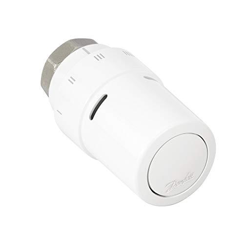 Danfoss 013G6080 RAX-K White Design Heizkörperthermostat, Weiß, 0.4 x 0.29 x 0.4 cm