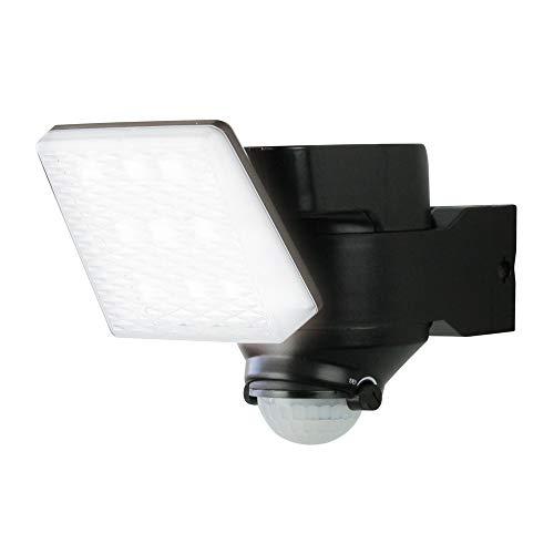 大進(ダイシン) 大進(DAISIN) LED ソーラー センサーライト 1灯式 DLS-7T100 DLS-7T100 奥行15.3×高さ8.1×幅13.7cm