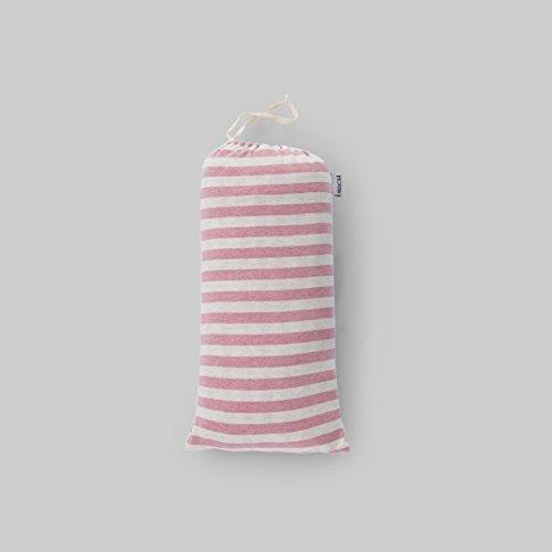 Xin.S Voyage Sacs De Couchage Adultes Pas De Produits De Coton Tricoté Portables Sacs De Couchage En Coton Tianzhu Enveloppes Hôtels Sacs De Couchage Hôtels. Multicolore,Pink-210*180cm