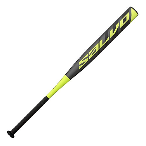 Easton Salvo Composite Balanced ASA/USSSA Slow-Pitch Softball Bat, 34-Inch/27-Ounce