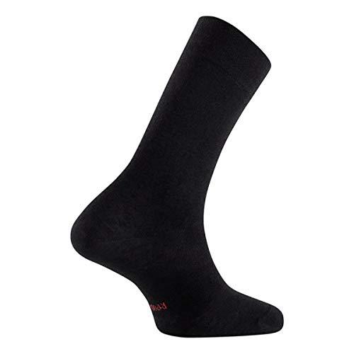 Lurbel Calcetines Liner Black/Red
