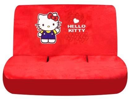 Hello Kitty Housse de Siège arrière de Voiture - pour modèles SUV et Pickup, Collection I'm Kitty