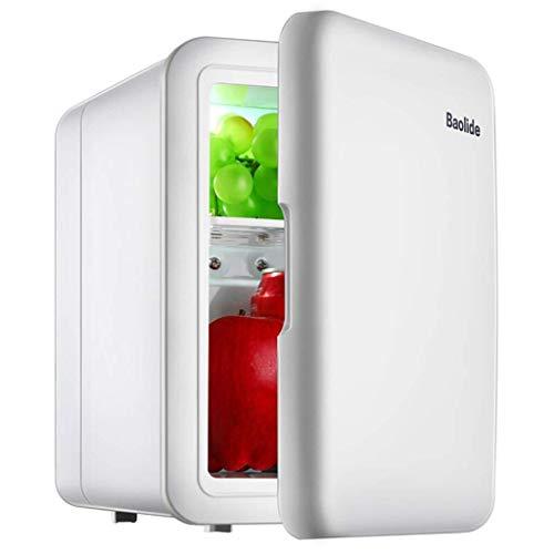 LYJ Refrigerador del coche 4L calefacción y refrigeración del coche de caja de doble propósito portátil mini pequeño Refrigeración Calefacción Estudiante fuerte Calefacción