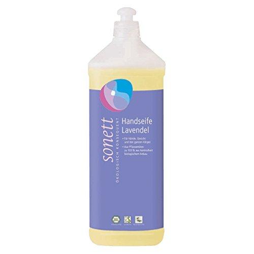 Sonett Bio Handseife Lavendel (1 x 300 ml)