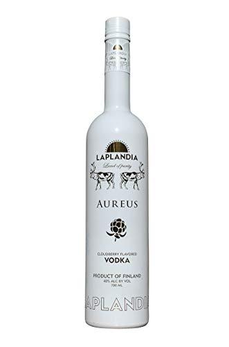 Laplandia Aureus Moltebeere/Cloudberry Wodka Finnland aus Preiselbeeren (40% vol.)