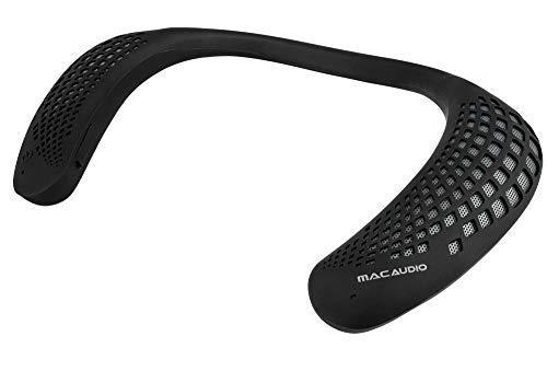 Mac Audio PrivatEar, Bluetooth® Stereo-Nackenlautsprecher, Farbe:Schwarz