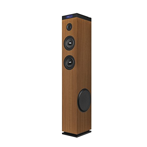 Energy Sistem Tower 8 g2 (Sistema de Sonido Hi-Fi en Torre, 120 W, Pantalla LCD,...