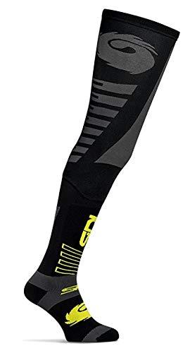 Sidi Socken Cross Extra-Lungne schwarz gelb Fluo Größe S/M