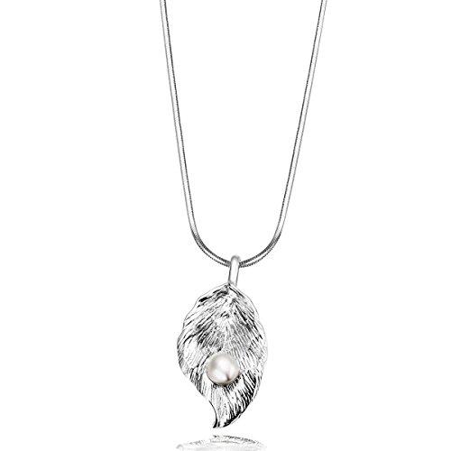 goldmaid Donna 925 argento A bottone Perle coltivate dei Mari del Sud
