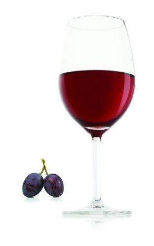 Vacu Vin 7649160 Verre à vin rouge 53 cl Lot de 2