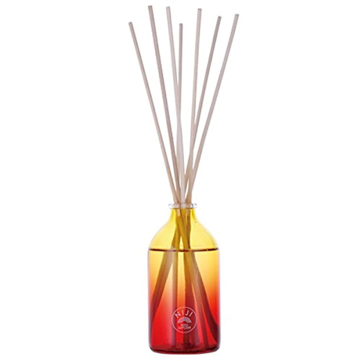 殺す海藻持続する大香 NIJI reed diffuser Sunrise Sky 100ml