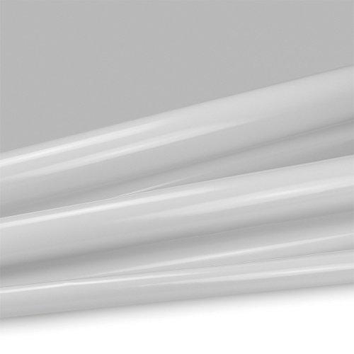 Precontraint 705 RAL 1015 Perlweiß Planenstoff 670 g/m² LKW Plane Abdeckplane PVC Folie Meterware 134cm breit verkehrsweiß