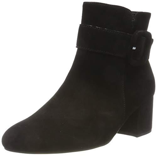Gabor Shoes Damen Basic Stiefeletten, Schwarz (Schwarz 17), 40 EU