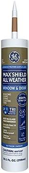 GE Sealants & Adhesives Window & Door Max Shield All Weather
