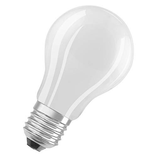 LEDVANCE LED-lamp dim. E27 4000K LEDPCLA60D7W/840GLFR