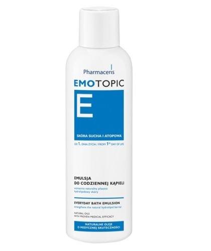 Pharmaceris - Baignoire quotidienne Renforce la barrière hydrolipide naturelle 400 ml
