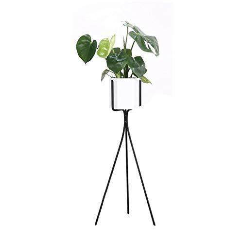 Lsrryd Classic Modern Flower Stand Metaal Bakken Verf, voor Tuin Patio Staande Display Deuren Indoor Decoratieve
