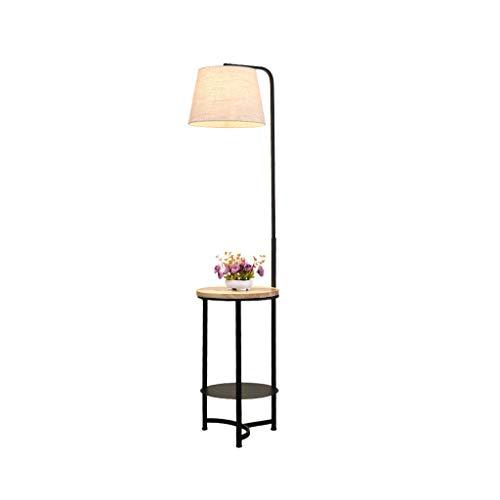 Vloerlamp Nordic Modern Fashion Coffee Tafel Floor Lights E27 LED houder ijzeren lampen voor woonkamer slaapkamer studie hotel standlicht