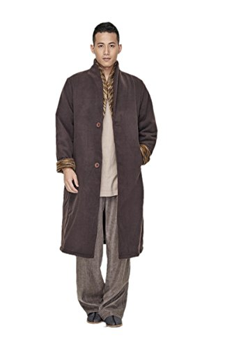 KATUO -  Cappotto - Parka - Uomo Brown Large