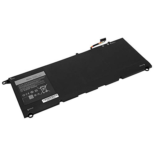 90V7W Replacement Battery for Dell XPS 13 9343 9350 0DRRP 0N7T6 5K9CP DIN02 JD25G JHXPY RWT1R (7.6V 56Wh)