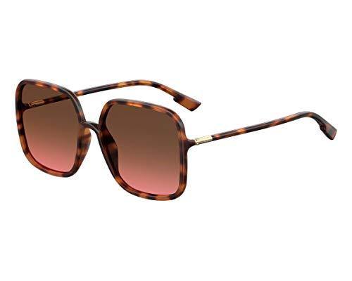 Christian Dior DiorSoStellaire1 08686 Havana - Gafas de sol, color gris y marrón
