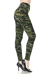Leggings Depot Ultra Soft Basic Solid REGULAR and PLUS 29 COLORS Best Seller Leggings Pants Carry 1000+ Print Designs