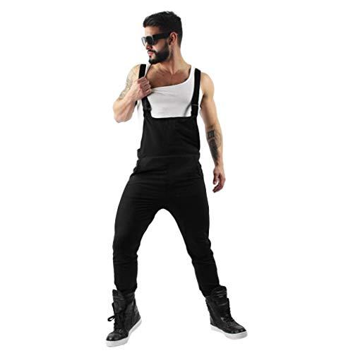 MINIKIMI broek heren jeans broek voor mannen retro lange jeans jumpsuits skinny fit stone-washed werkbroek jeansbroek