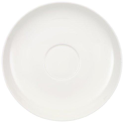 Villeroy & Boch 10-4545-2520 Anmut Suppen-Untertasse, Porzellan
