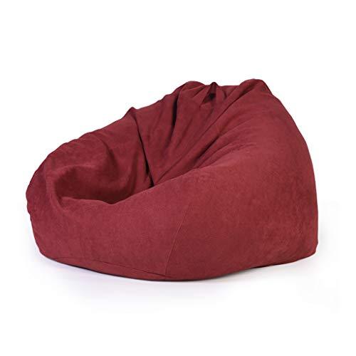 SD Grande Fauteuil/Bean Bag Chaise/canapé/Pouf Poire/avec Fermeture Éclair/pour Enfants Et Adultes/Bean Bag 90 * 110 cm