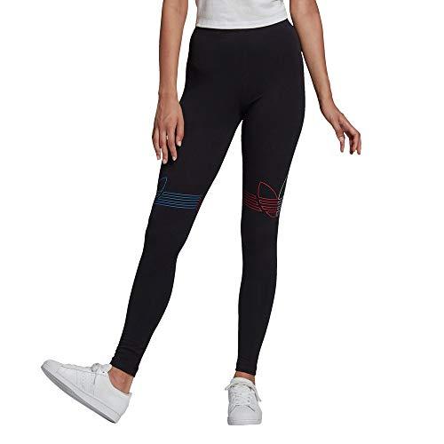 adidas GN2867 Tights Leggings Donna Black 44