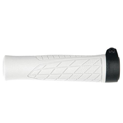 Ergon Fahrradlenkergriff GA1 Evo, Weiß, One Size