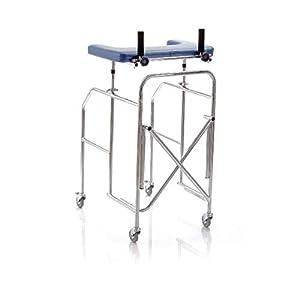 MOPEDIA - Deambulatore con appoggio antibrachiale a tavolo