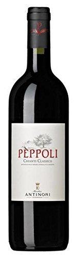 Antinori Peppoli Chianti Classico DOCG 2011/2015  (1 x 0.75 l)